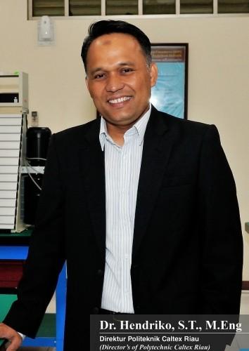 Direktur Politeknik Caltex Riau