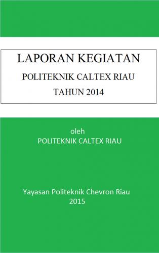 Lapran Tahunan 2014 PCR