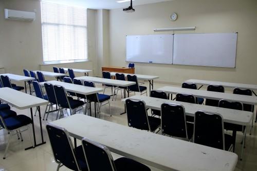 Pcr Fasilitas Ruang Kelas Politeknik Caltex Riau