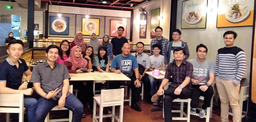 Kumpul Alumni PCR di Negeri Jiran